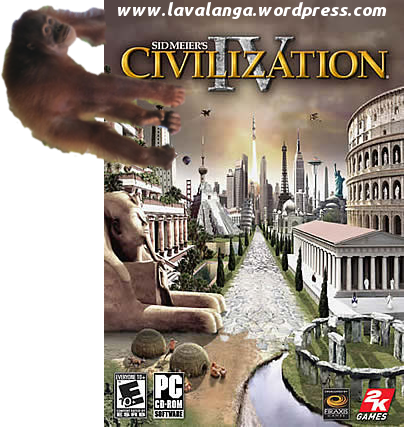la scimmia di Civilization4